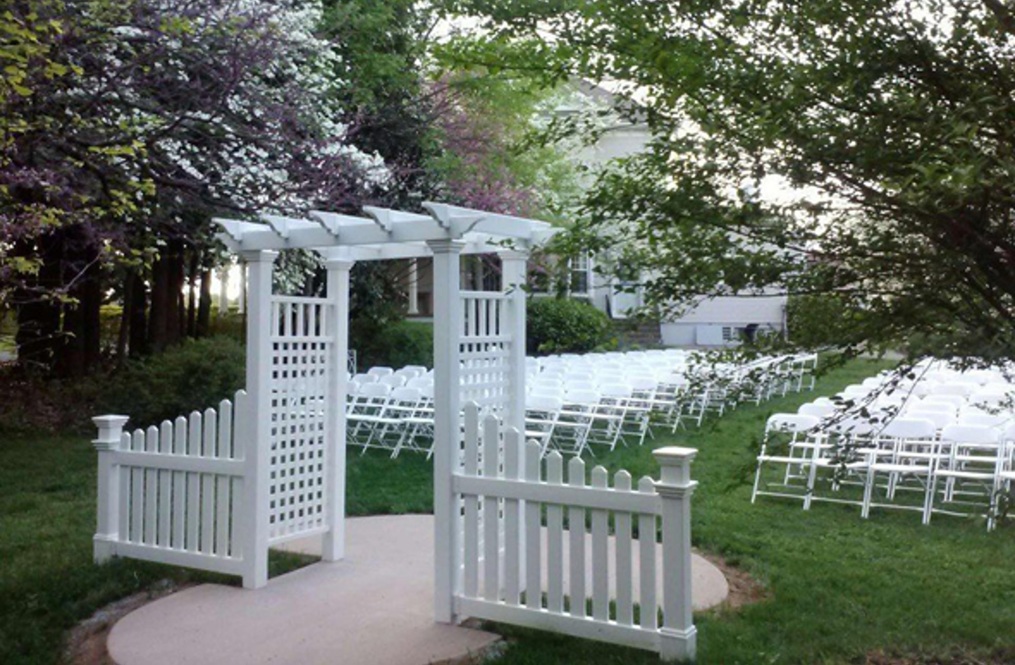 Burke Manor Inn Gazebo