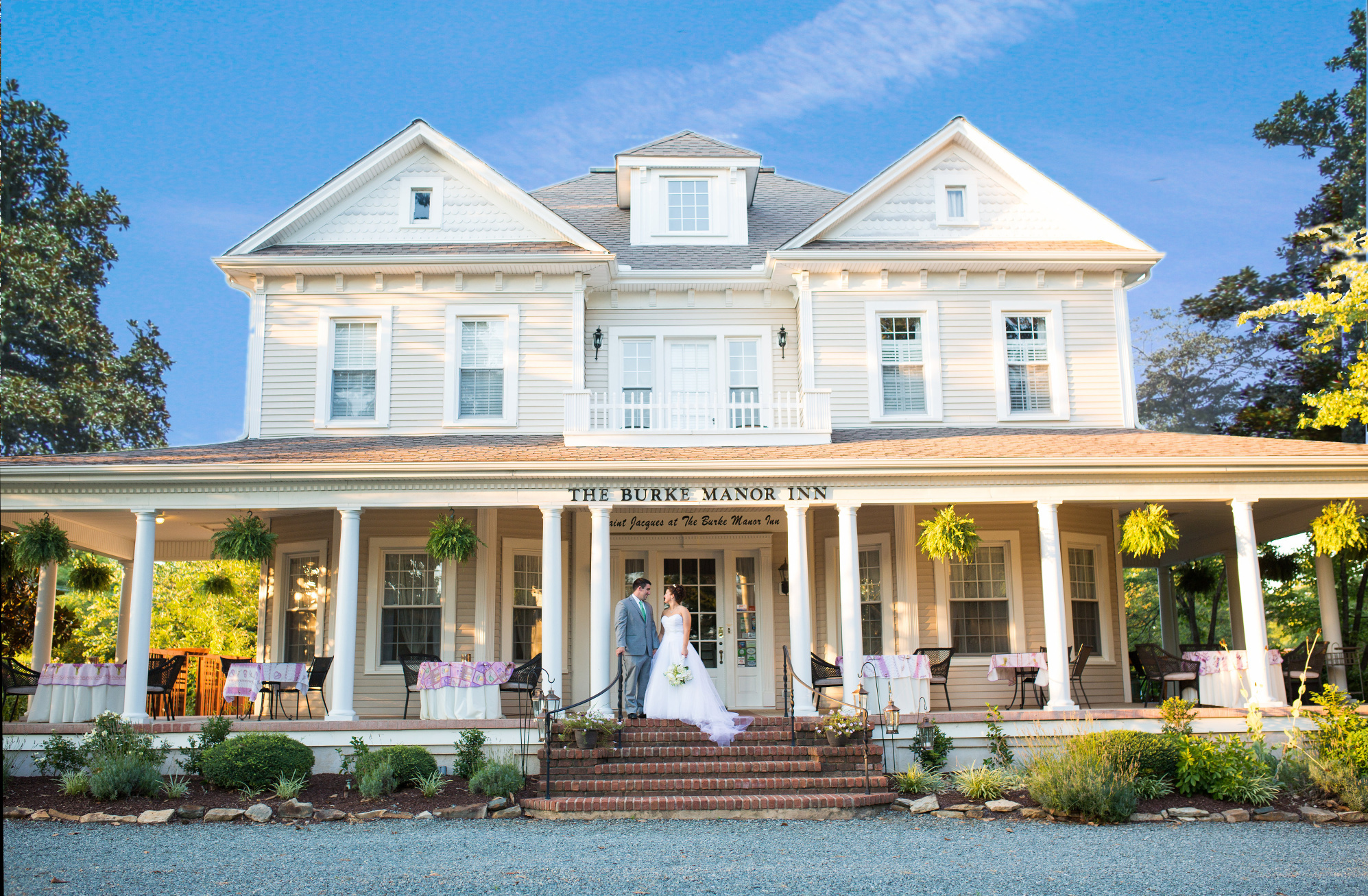 Burke Manor Inn Romantic Portrait_