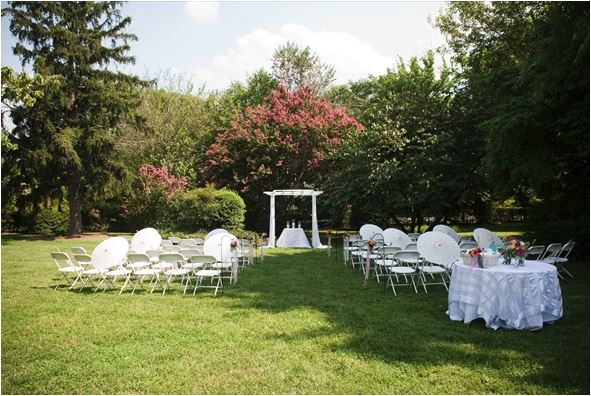 Gibsonville NC Garden - Indoor - Outdoor - Wedding & Event Venue